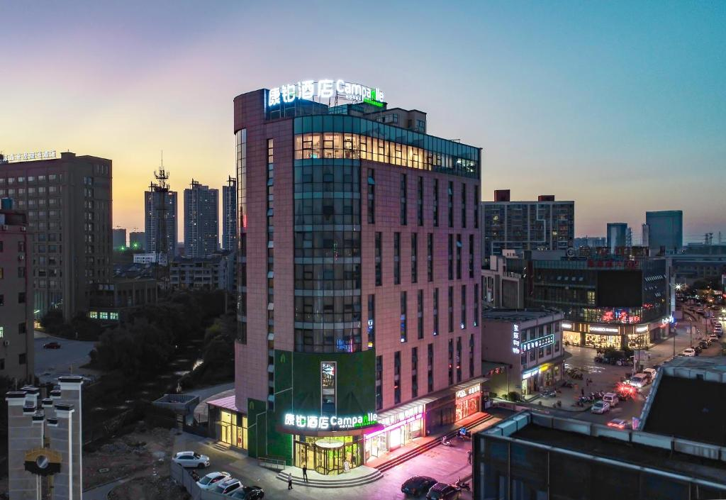 Wuxi Hotels Hotel In China