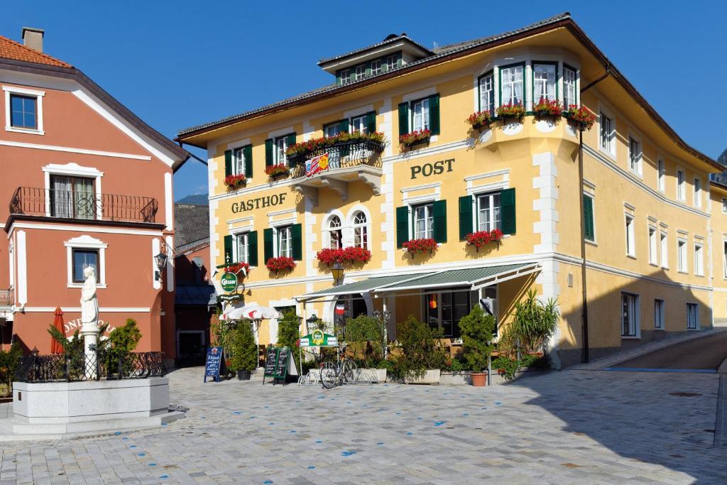 Hotel Gasthof Post Oberdrauburg Austria Booking Com
