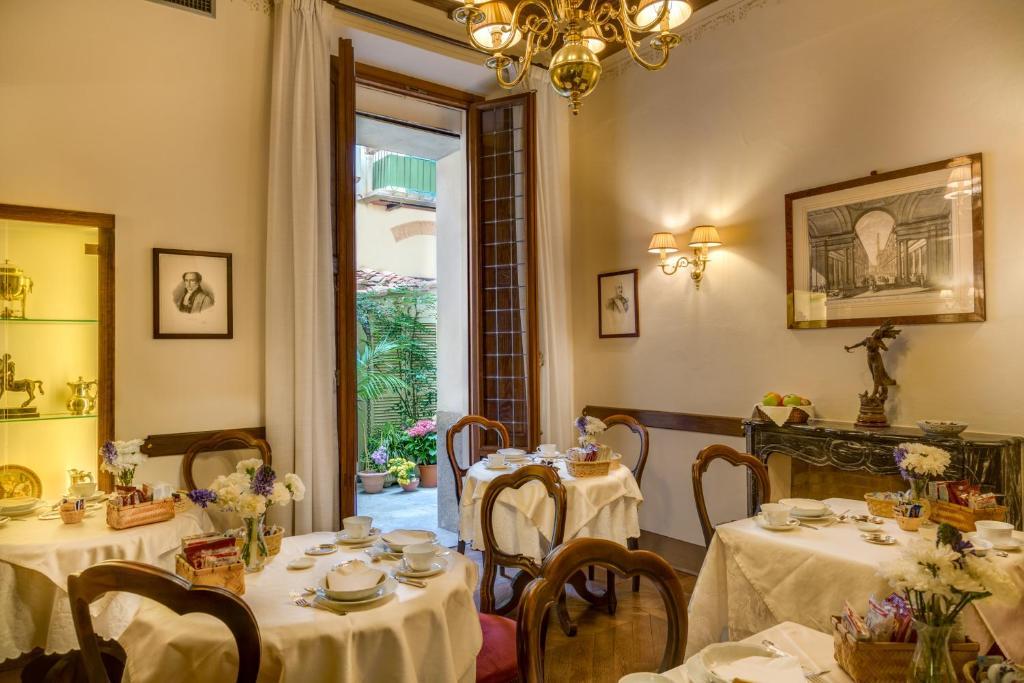 Hotel Morandi Alla Crocetta Florence Italy Booking Com