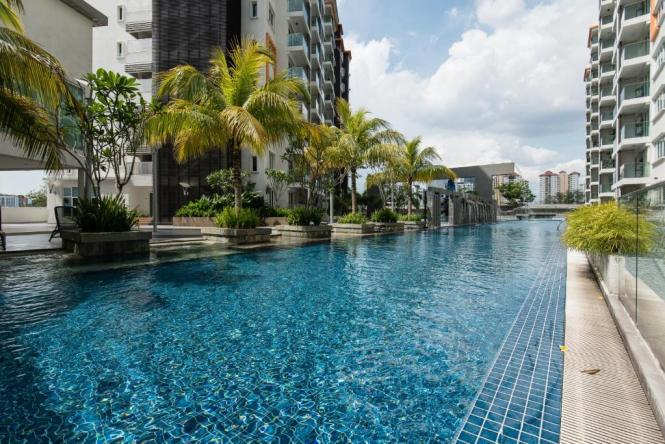 Saujana Apartments Shah Alam Malaysia