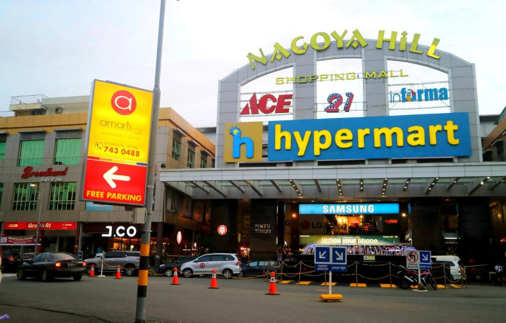 Amaris Hotel Nagoya Hill Batam Indonesia Booking Com