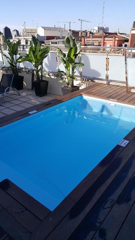 Condo Hotel Acacia Suite Barcelona Spain Booking Com