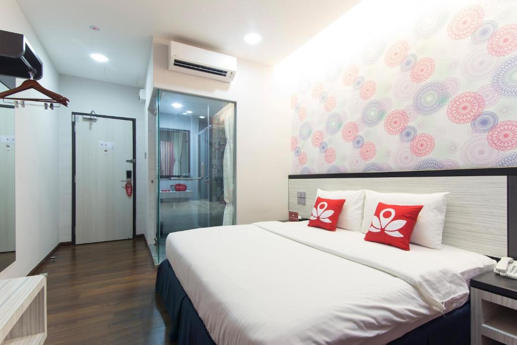Hotel Zen Rooms Near Lost World Of Tambun Ipoh Malaysia