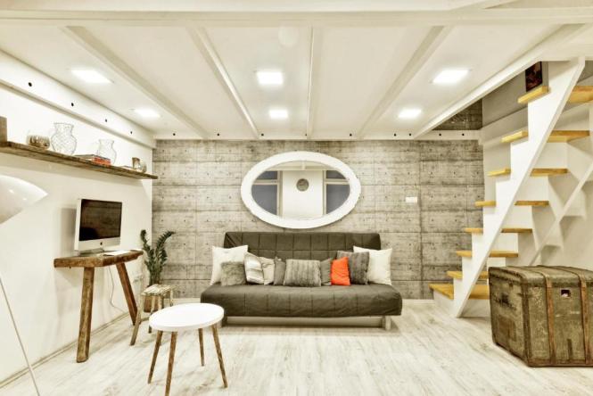 Designer Luxury Apartment Budapest