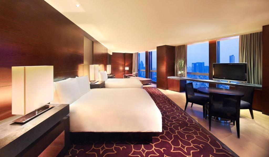 Hotel Grand Hyatt Guangzhou China Booking Com
