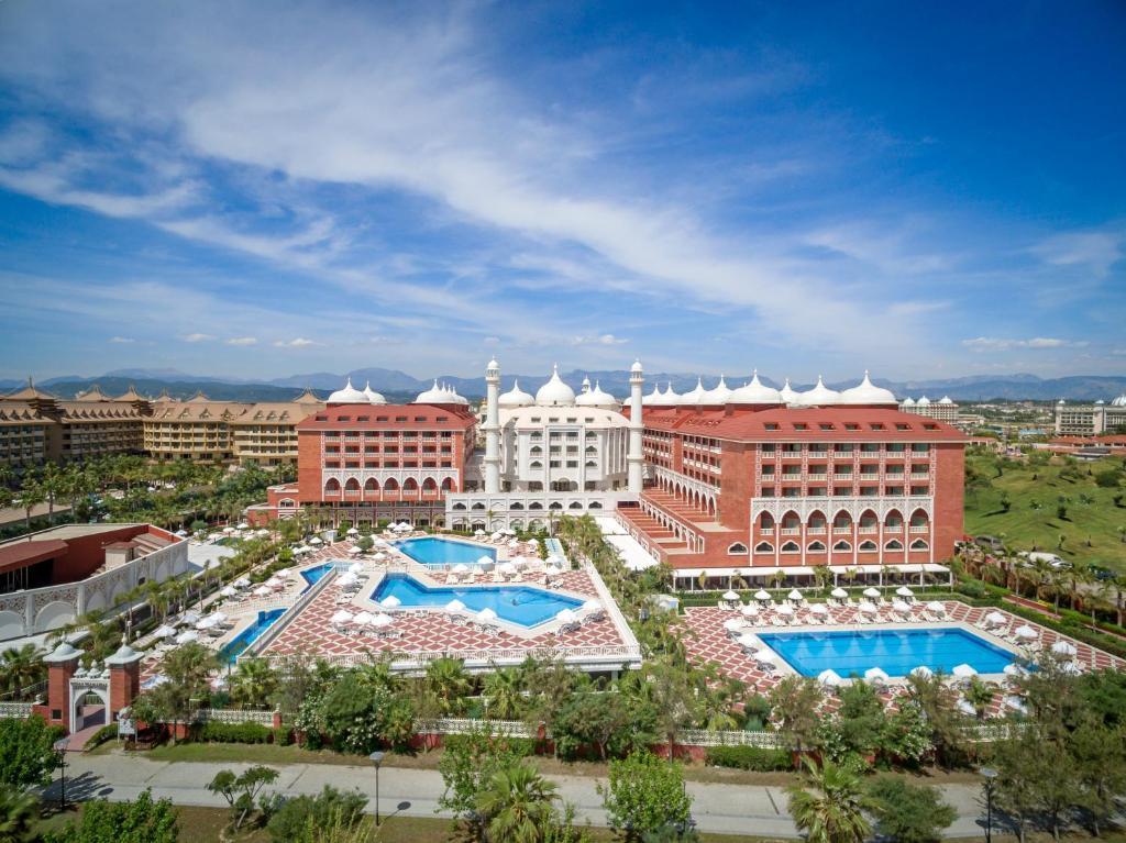 Royal Taj Mahal Hotel Side Turkey Booking Com
