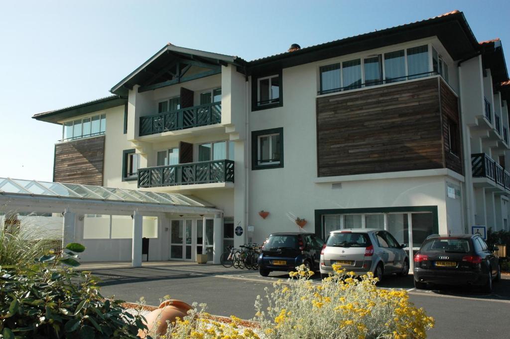 Hotel Les Terrasses D Atlanthal Anglet France Booking Com