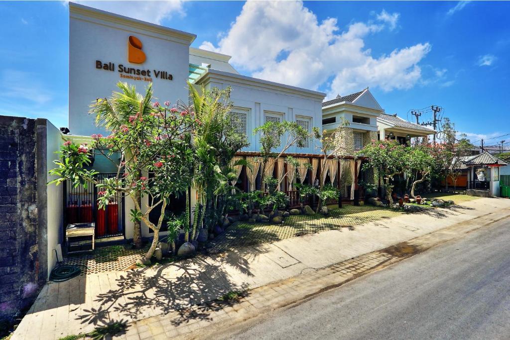 Bali Sunset Villa Seminyak Indonesia Booking Com