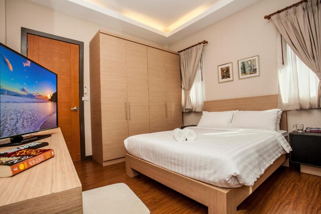 Jomtien Lamore Villa 2 Bedroom With Spa Bath Jomtien