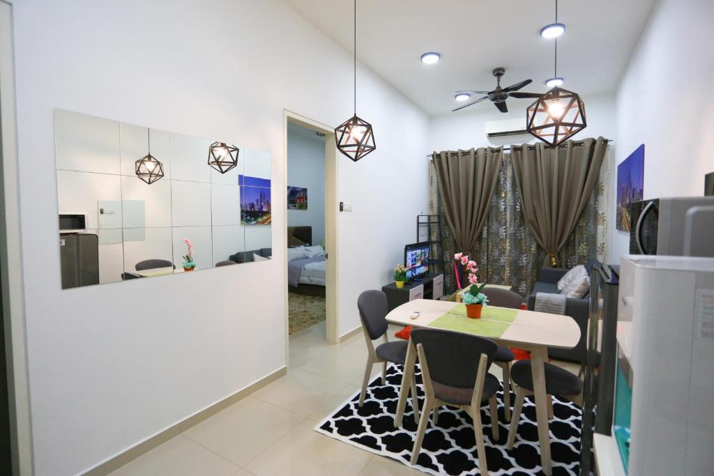 Dpulze Residence One Bedroom Suite Cyberjaya Harga 2020