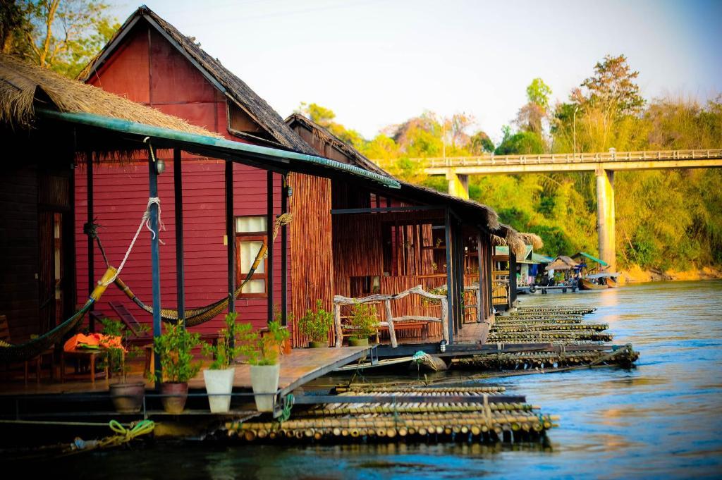 Boutique Raft Resort Sai Yok Thailand Booking Com