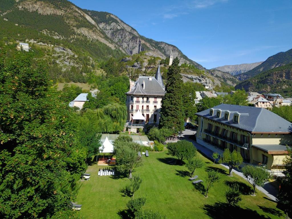 Villa Morelia Jausiers France Booking Com