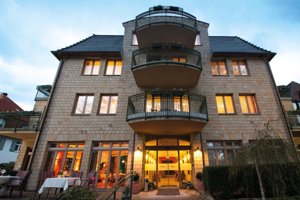 Weinhotel Atrium Bad Salzuflen Germany Booking Com