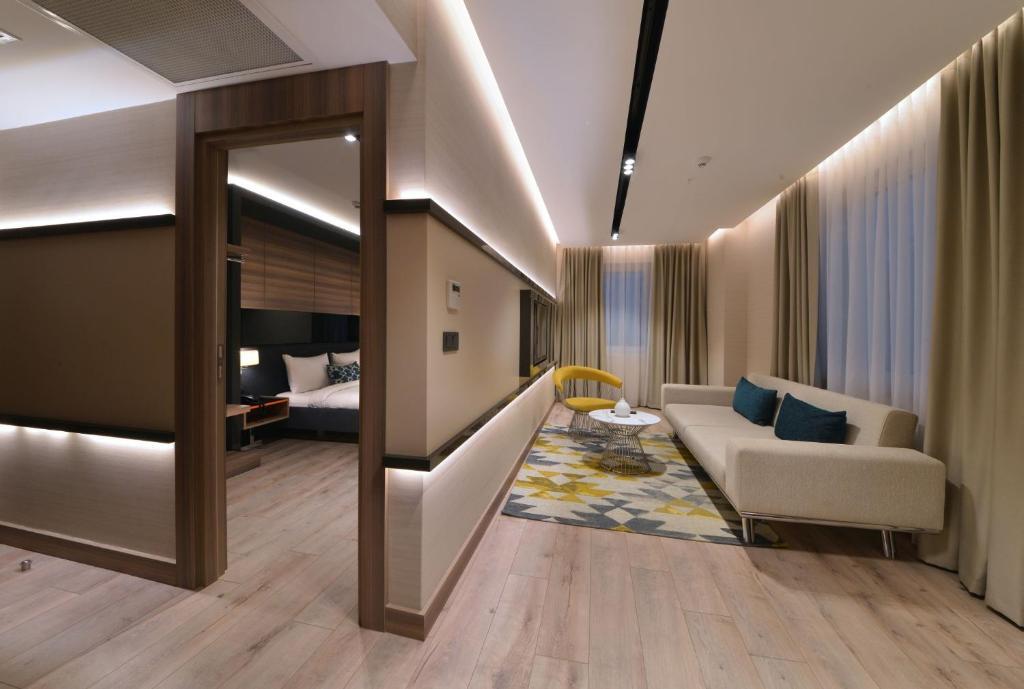 Hotel Nish Palace Exlusive Suites Istanbul Turkey