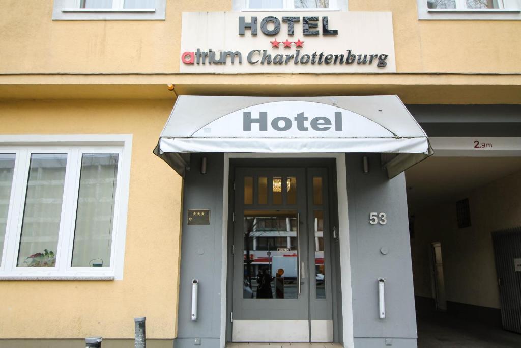 Hotel Artim Charlottenburg Berlin Germany Booking Com
