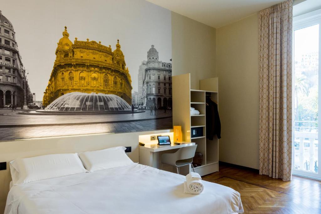B B Hotel Genova Genoa Italy Booking Com