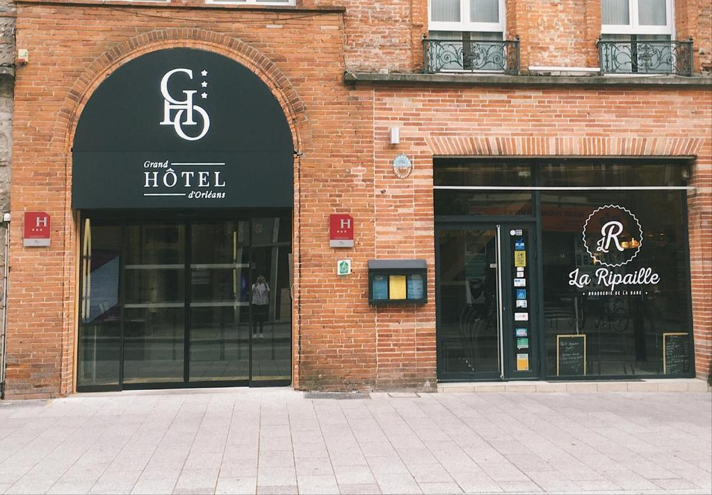 Grand Hotel D Orleans Toulouse France Booking Com