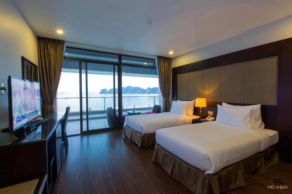 Moon Bay Ha Long Hotel Vietnam Booking Com