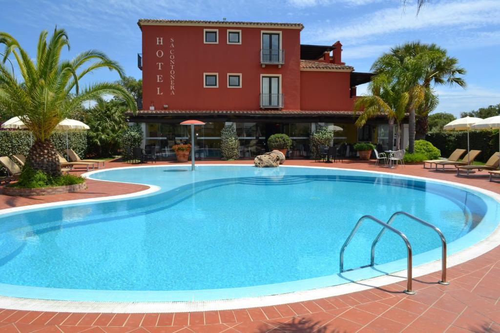Hotel Sa Contonera Arbatax Italy Booking Com