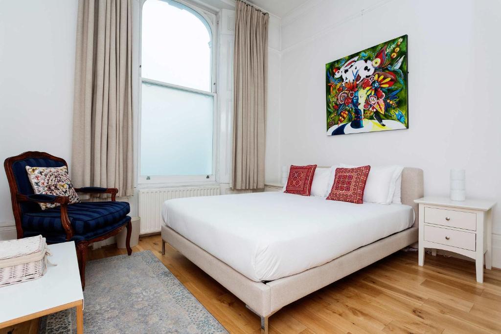 Apartment Veeve Kensington Townhouse Flat London Uk