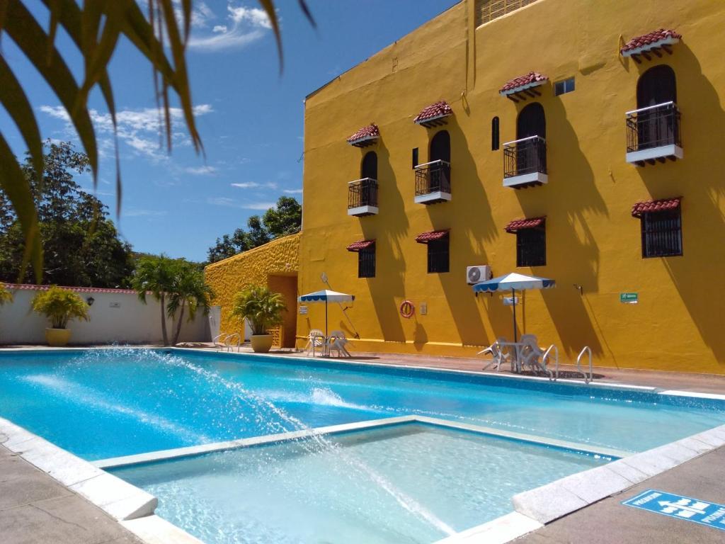 Hotel Pacanaima El Espinal Colombia Booking Com