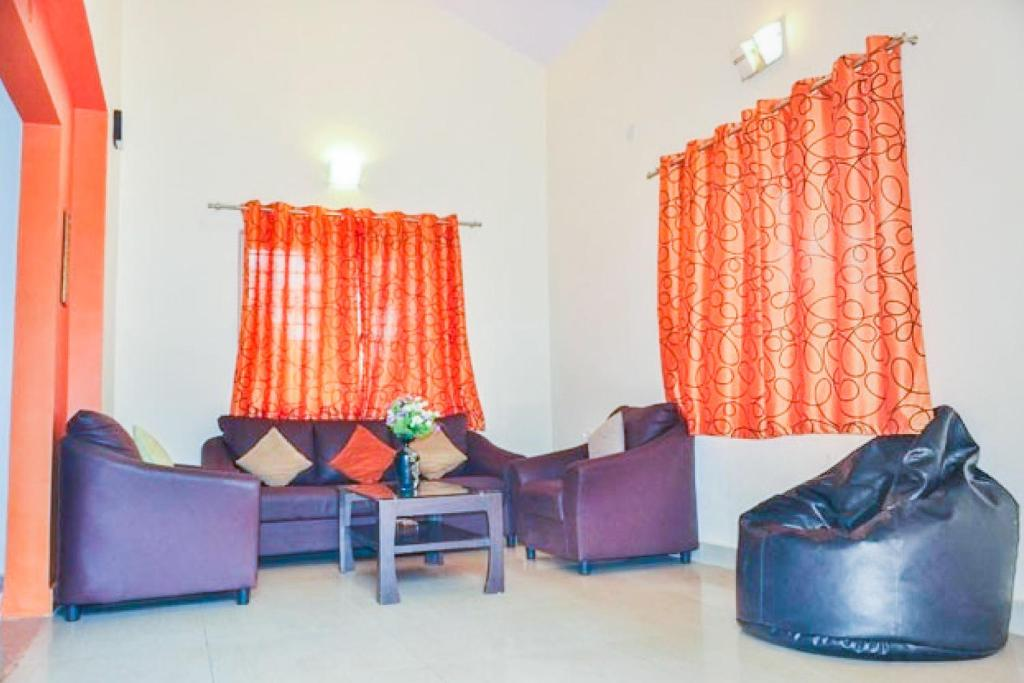 Pet Friendly Bungalow In Panchgani By Guesthouser 55567