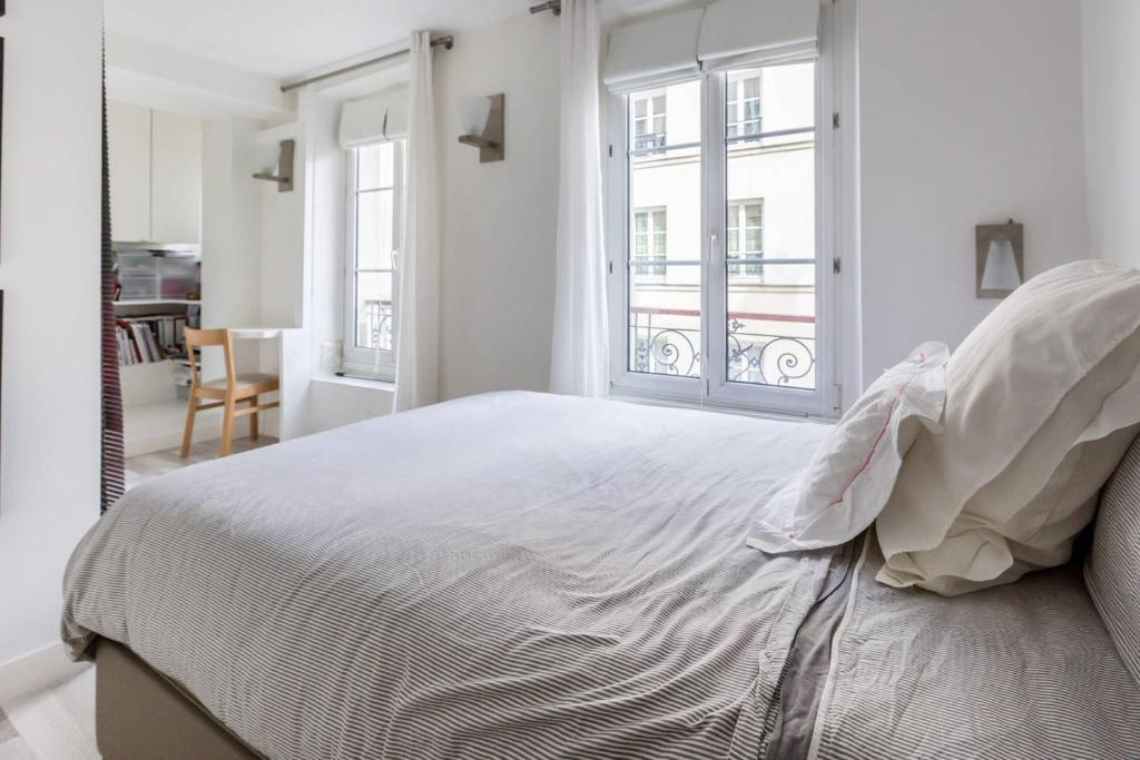 Beautiful Apartment Near Gare Du Nord Paris France