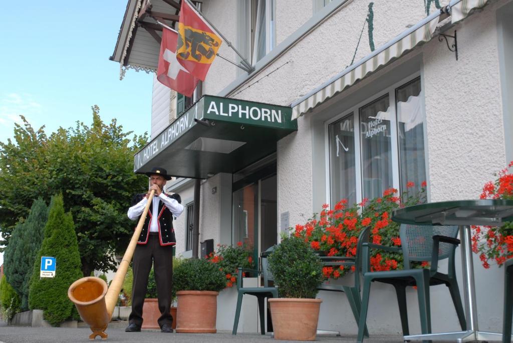 Hotel Alphorn Interlaken Switzerland Booking Com