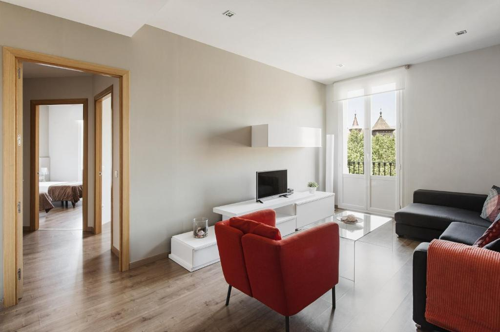 Arago312 Apartments Barcelona Spain Booking Com