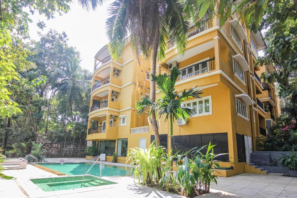 Surya Sangolda Serviced Apartments India Booking Com