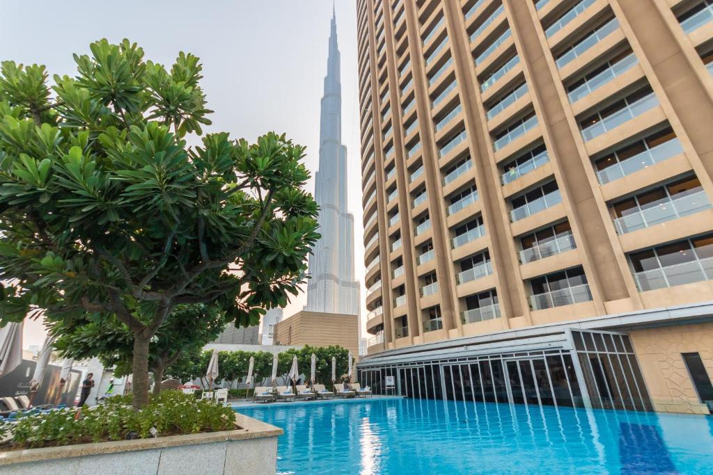 Apartment Westminster Dubai Mall Uae Booking Com