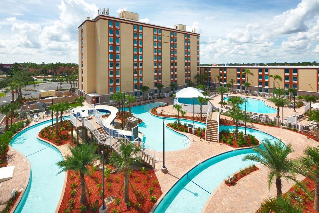 Hotel Red Lion Orlando Buena Vista Disney Kissimmee Fl