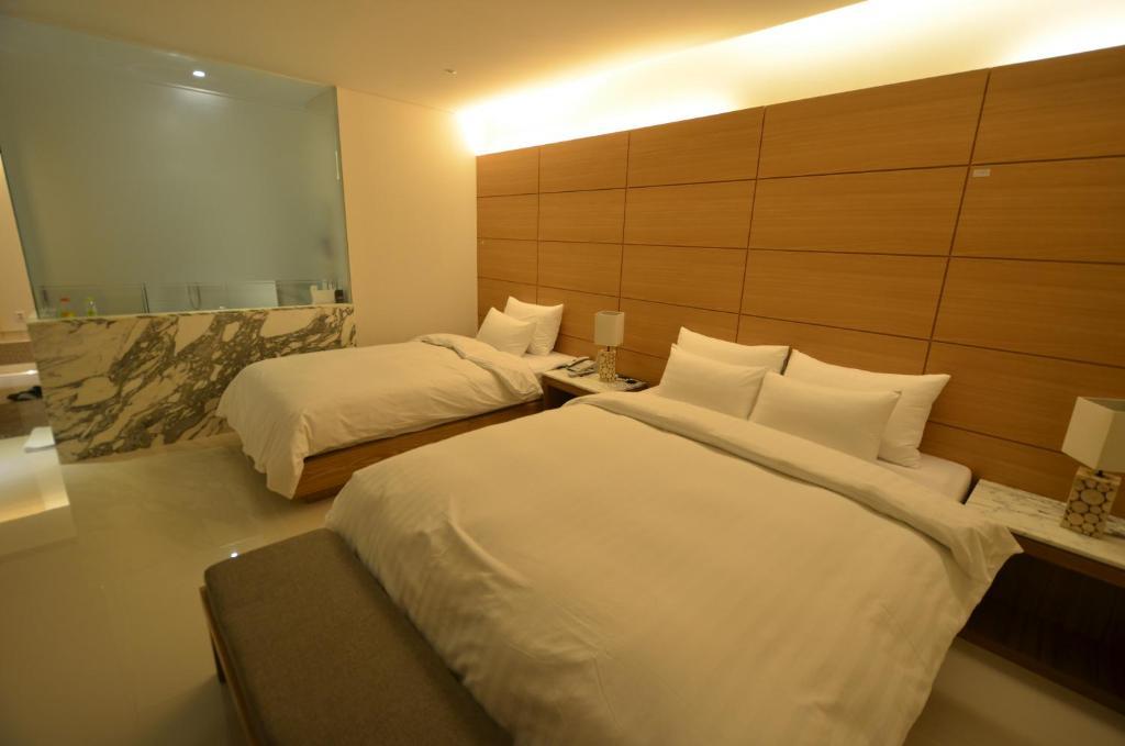 Sorae Cacao Hotel Incheon South Korea Booking Com