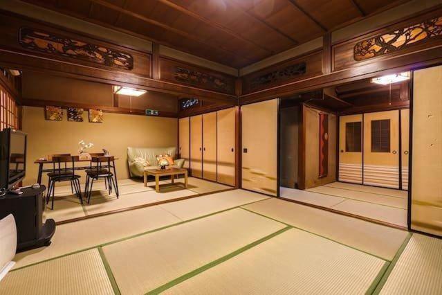 Apartment Traditional Japanese House Near Namba Umeda Osaka