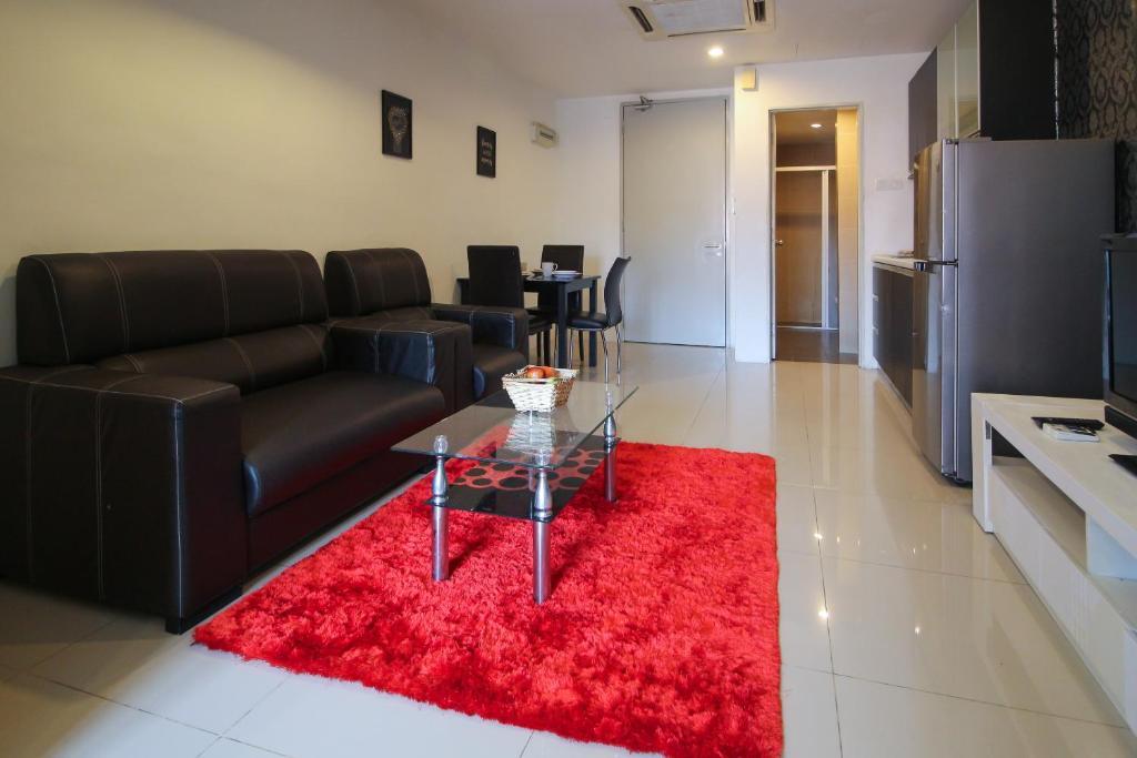 Condo Hotel Oyo Home 577 Taragon Kuala Lumpur Malaysia