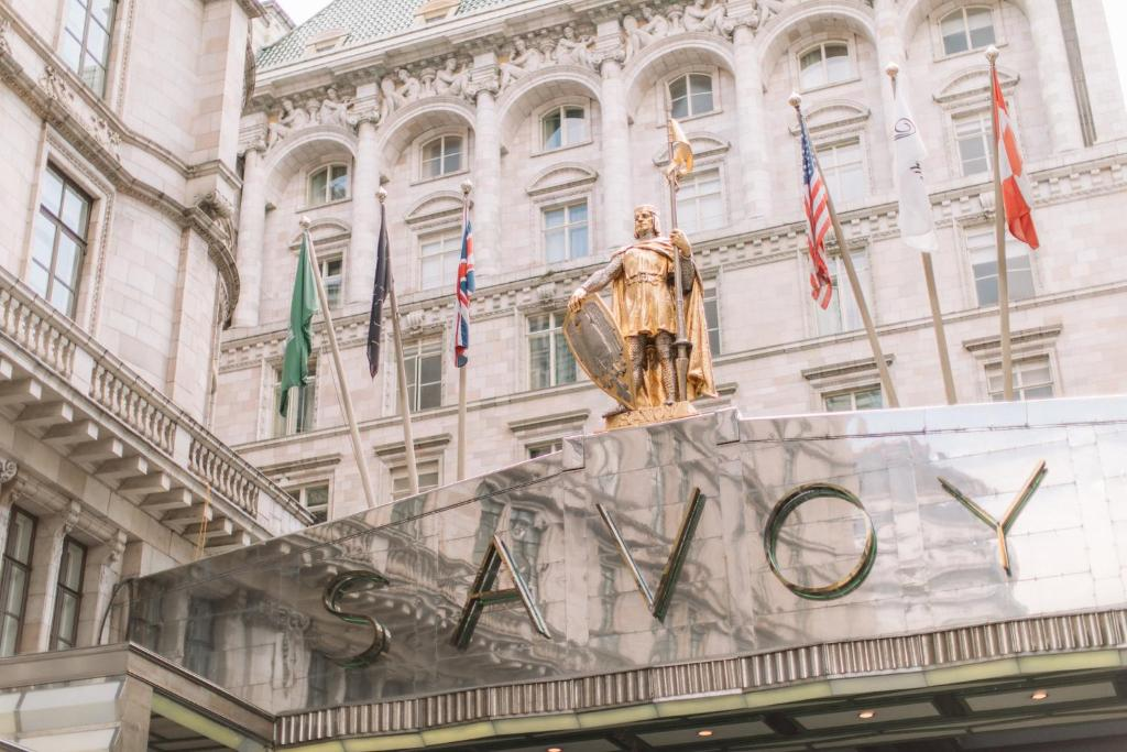 The Savoy London Updated 2020 Prices
