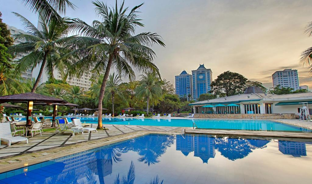 Hotel Borobudur Jakarta Indonesia Booking Com