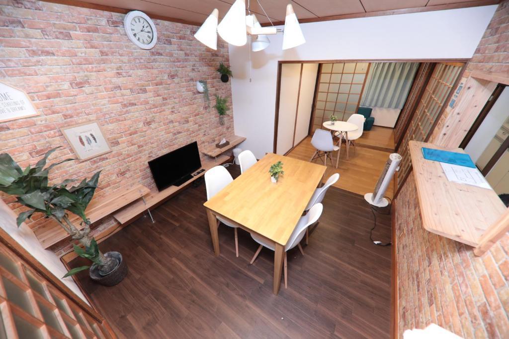 Apartment Brick House Near Osaka Castle 217 1 Japan