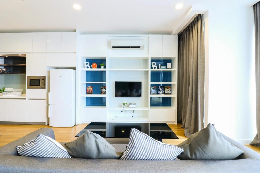 Apartment Victoria Home Platinum Suites Kuala Lumpur