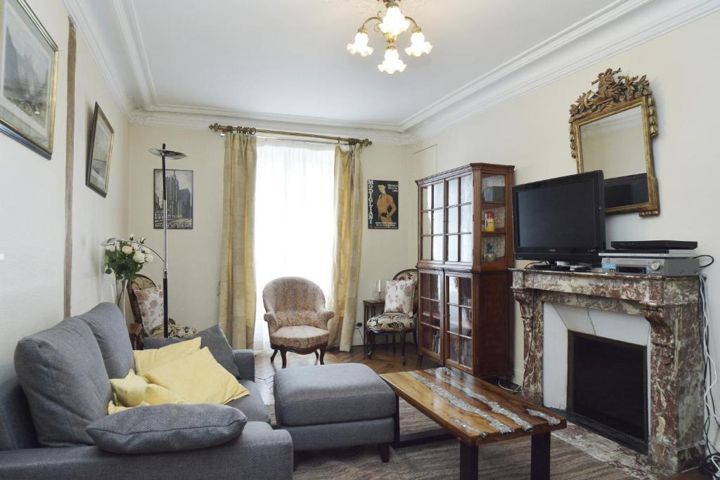 Appartement 2 Chambres Ile Saint Louis Paris France