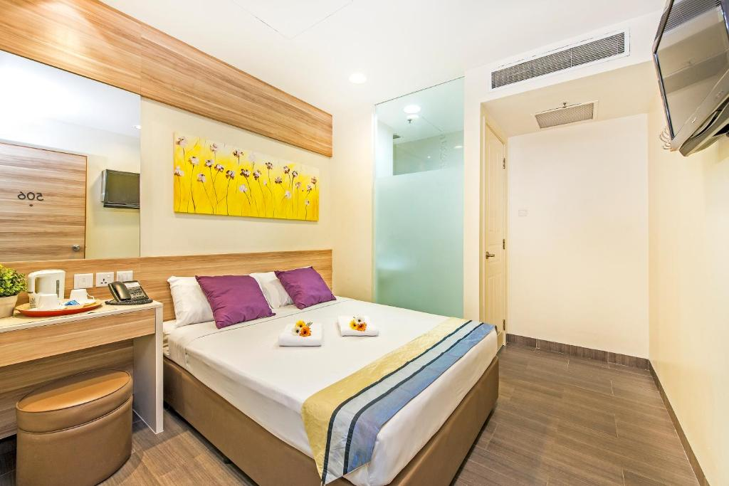 Hotel 81 Dickson Singapore Harga 2020 Terbaru