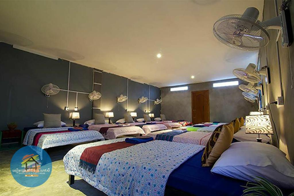 Homestay Uncle S House Siem Reap Cambodia Booking Com