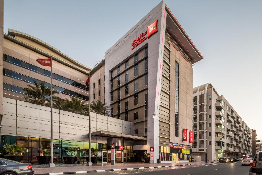 Hotel Ibis Mall Of The Emirates Dubai Uae Booking Com