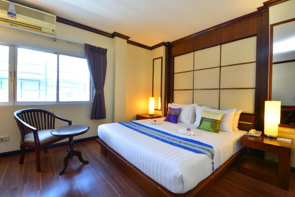 Grand Business Inn Bangkok Thailand Booking Com