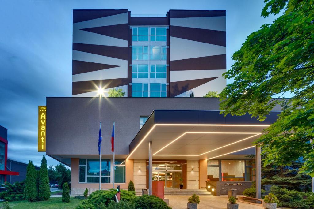 Avanti Hotel Brno Czech Republic Booking Com