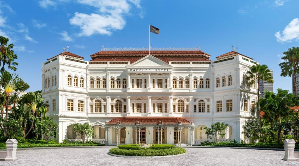 Raffles Hotel Singapore Singapore Booking Com