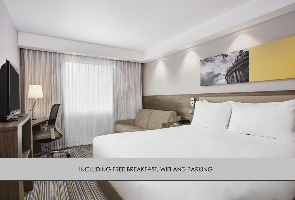 Hotel Hampton By Hilton Oxford Uk Booking Com