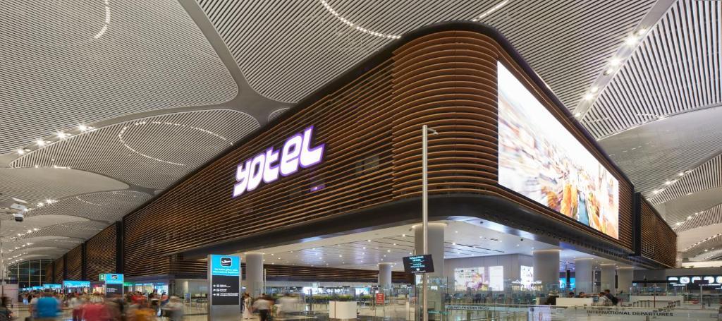 Yotel Istanbul Airport Landside Turkey Booking Com