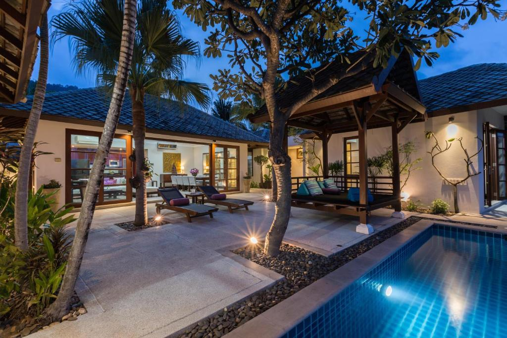 29 1 Spot 3 Bed Sea View Villa Sea Chaweng Thailand