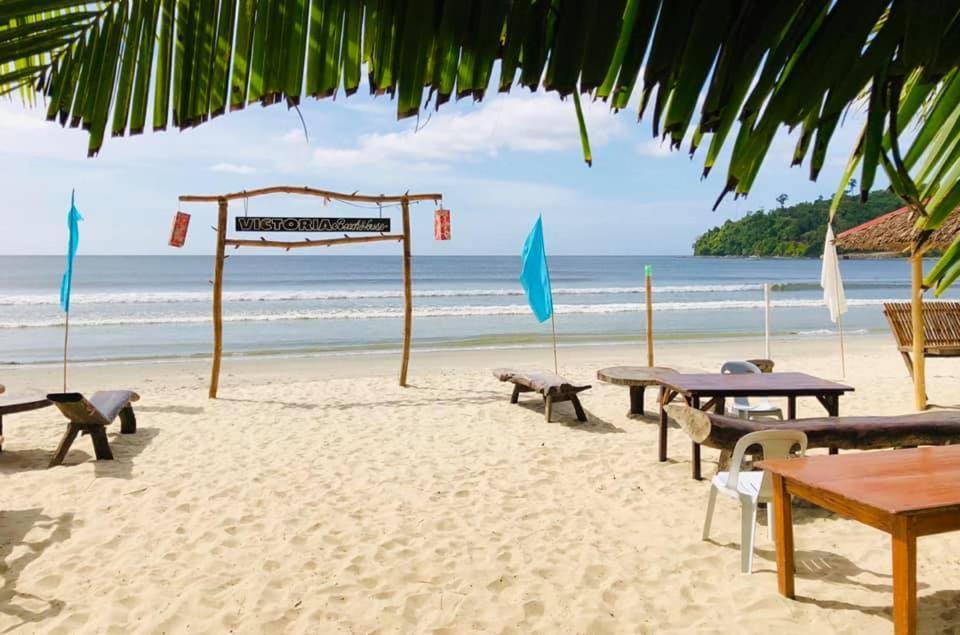 Inn Victoria Beach House San Vicente Philippines Booking Com